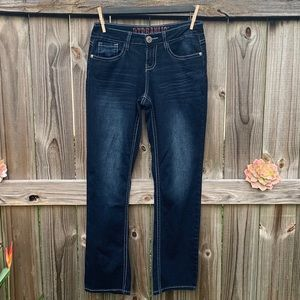 Hydraulic bootcut jeans • size 6